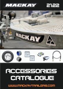 2021 Spare Parts & Accessories Catalogue